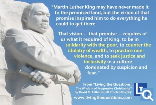 MLK promise